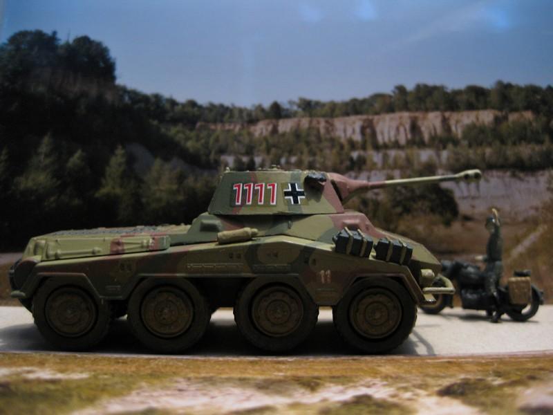 Sd-Kfz 234/2 Puma [Matchbox 1/76 ] Photo916