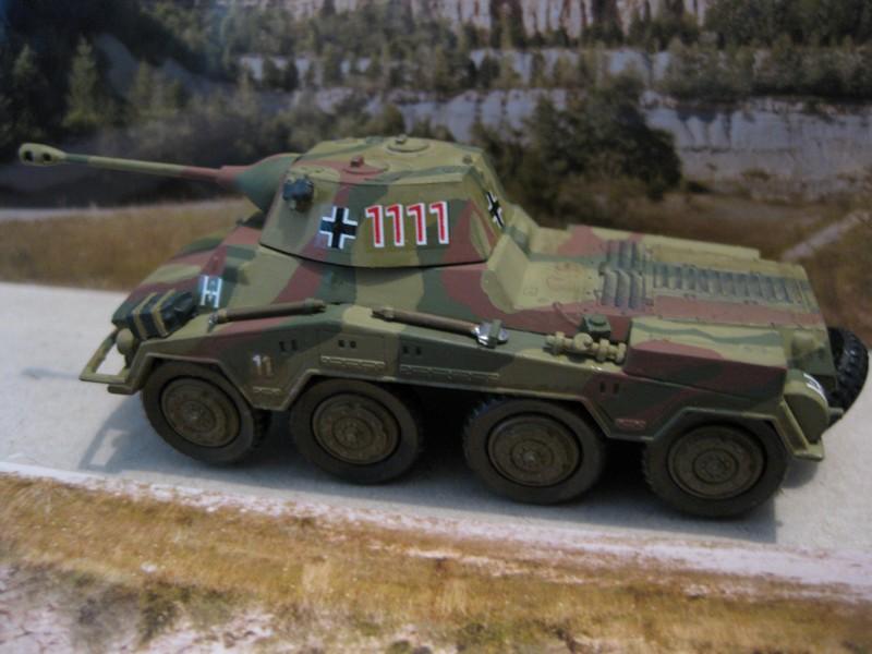 Sd-Kfz 234/2 Puma [Matchbox 1/76 ] Photo917