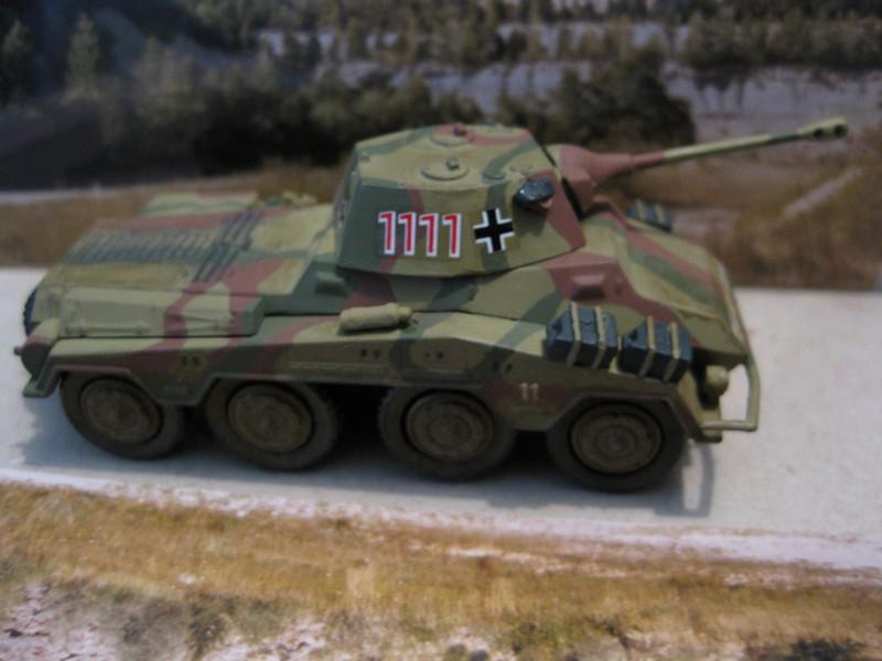 Sd-Kfz 234/2 Puma [Matchbox 1/76 ] Photo918