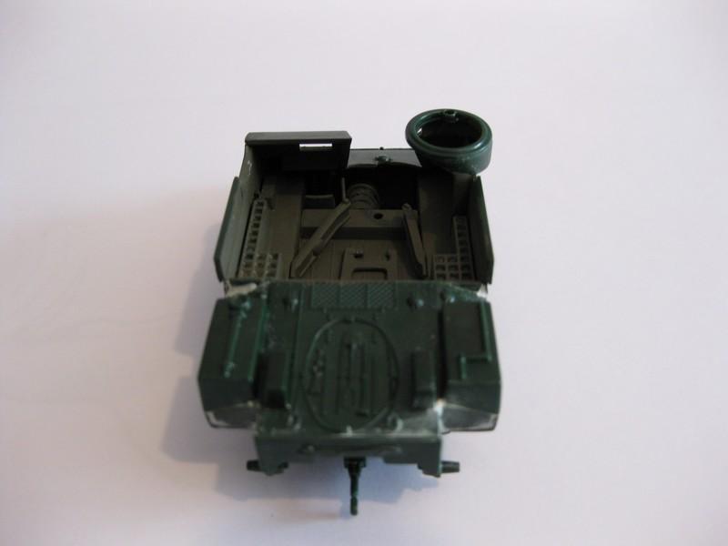 M7 HMC Priest [Revell/Matchbox 1/76 ] Photo928