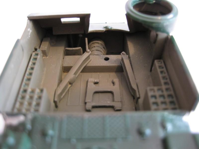 M7 HMC Priest [Revell/Matchbox 1/76 ] Photo929