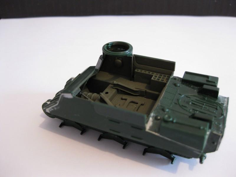 M7 HMC Priest [Revell/Matchbox 1/76 ] Photo930