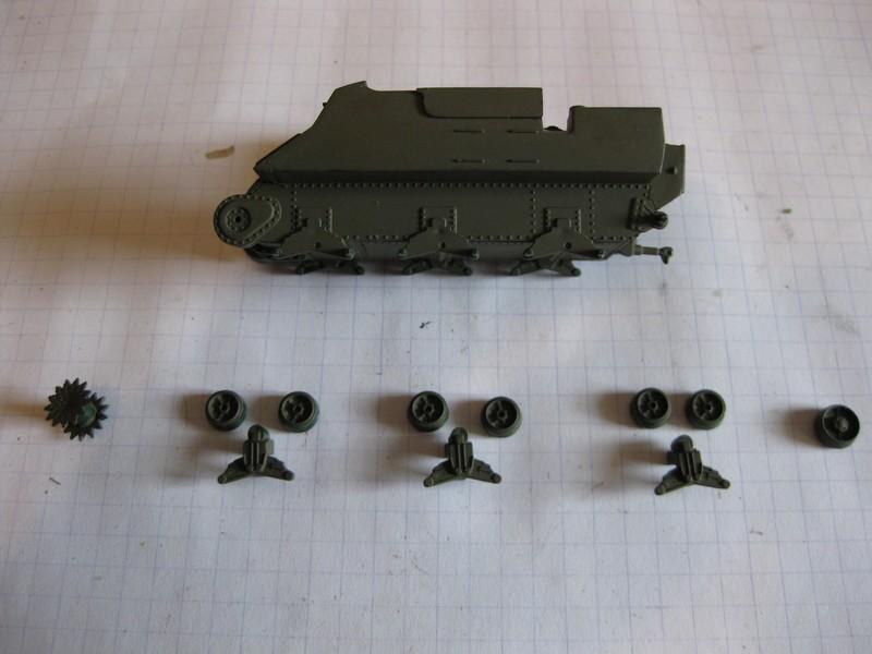M7 HMC Priest [Revell/Matchbox 1/76 ] Photo931