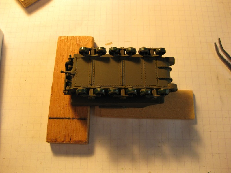 M7 HMC Priest [Revell/Matchbox 1/76 ] Photo932