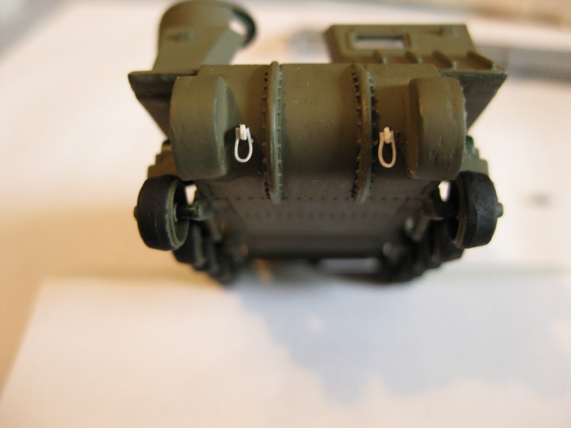 M7 HMC Priest [Revell/Matchbox 1/76 ] Photo942
