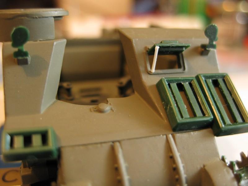 M7 HMC Priest [Revell/Matchbox 1/76 ] Photo945