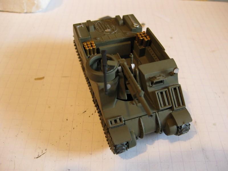 M7 HMC Priest [Revell/Matchbox 1/76 ] - Page 2 Photo963