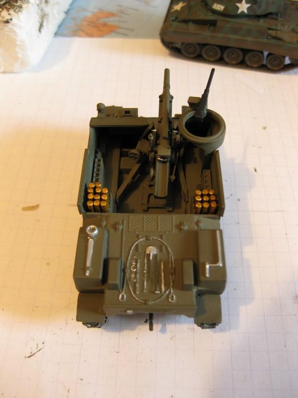 M7 HMC Priest [Revell/Matchbox 1/76 ] - Page 2 Photo965
