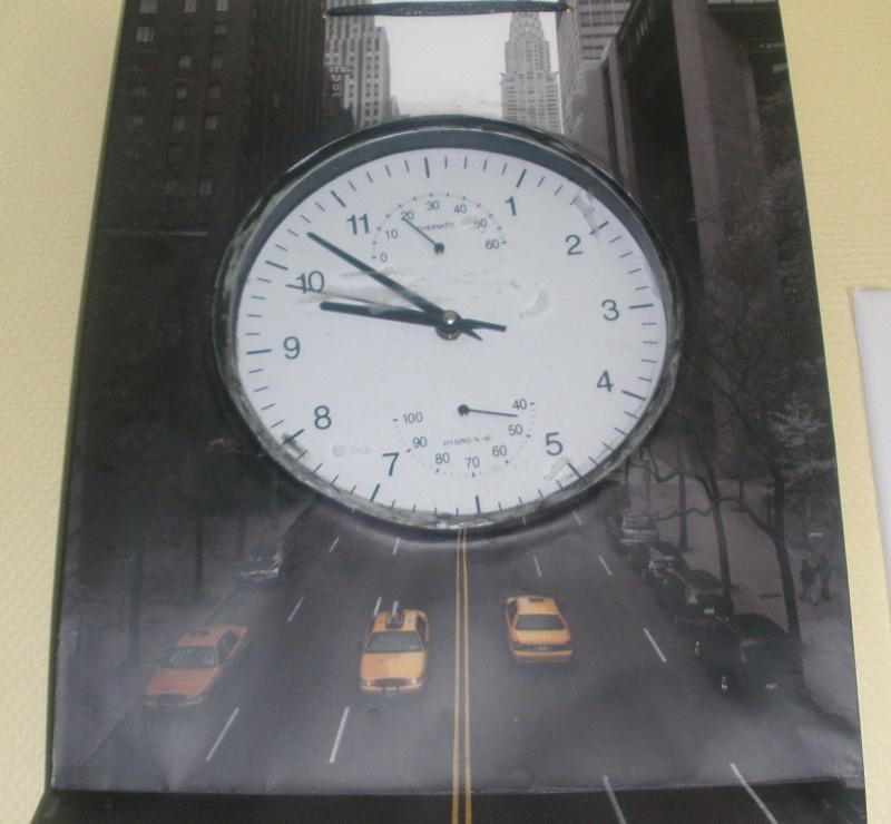 horloge New York Horlog11