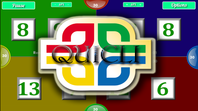 QuiCli Multijoueur 128x7210