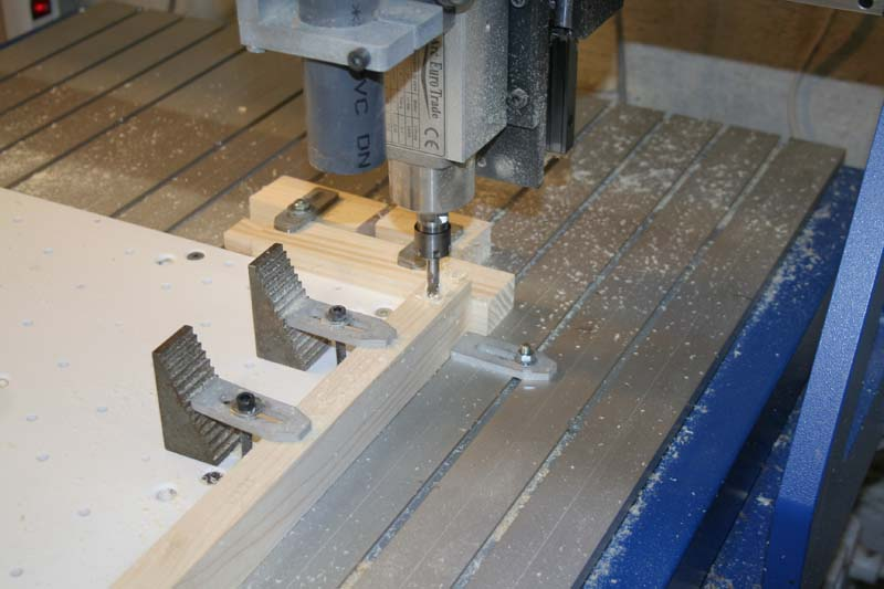 Fabrication d'une porte pliante Porte016