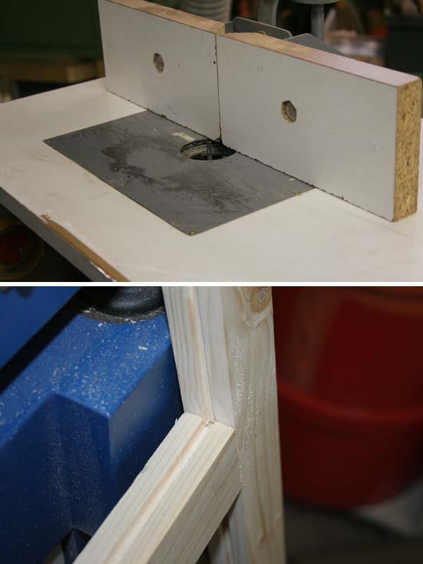 Fabrication d'une porte pliante Porte111