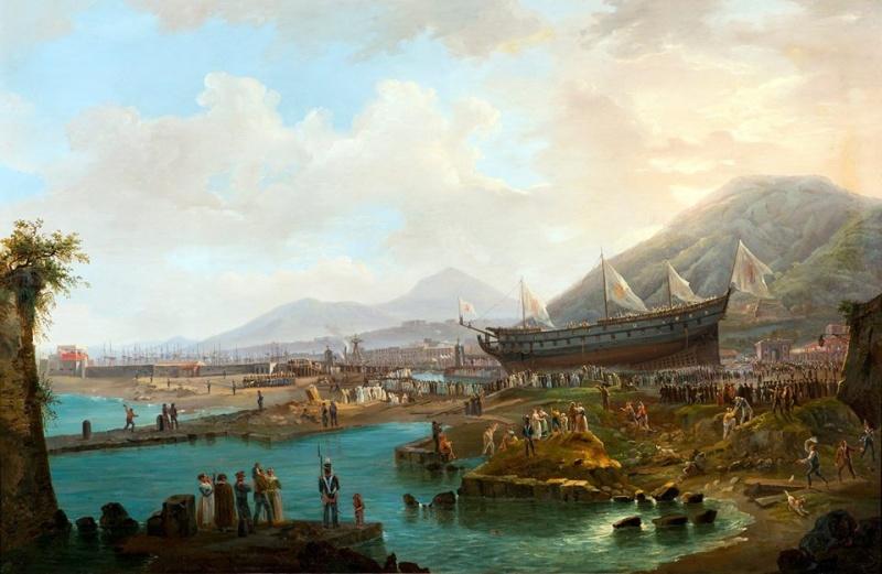 Discussioni sulle flotte, sugli eventi e sulle navi al Museo Certosa S Martino  Il Mare e le Marinerie  12115811