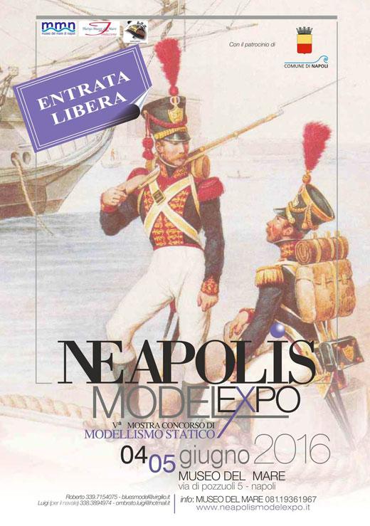 NEAPOLIS MODEL EXPO 2016 Manife10