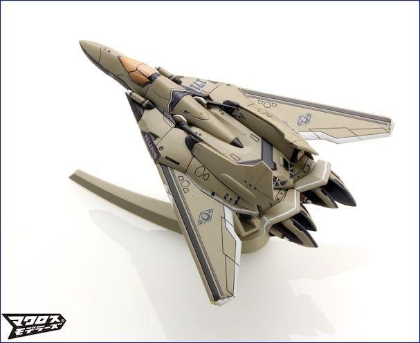 Les séries Bandai Mecha Collection Macross Delta VF-31J & VF-171 enfin libérés! Vf-17111
