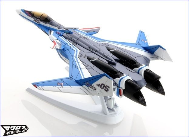 Les séries Bandai Mecha Collection Macross Delta VF-31J & VF-171 enfin libérés! Vf-31j12