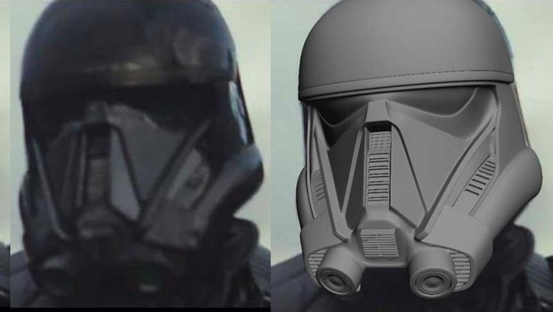 Rogue One Deathtroopers 13103210