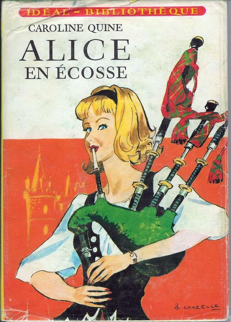 Recherches sur les anciennes éditions d'Alice (Titres 16 à 30)  Ecosse10