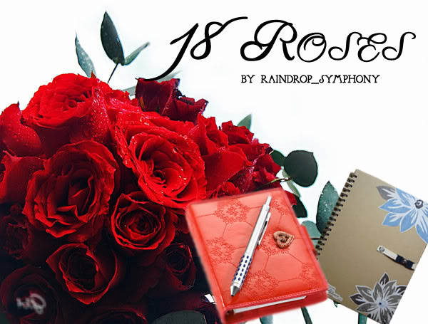 18 Roses (Diary Entries) [Characters: Park Yoochun and fictional character] 18rose11