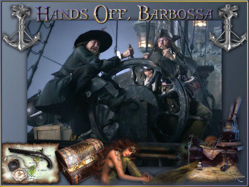 RPG Piratas do caribe