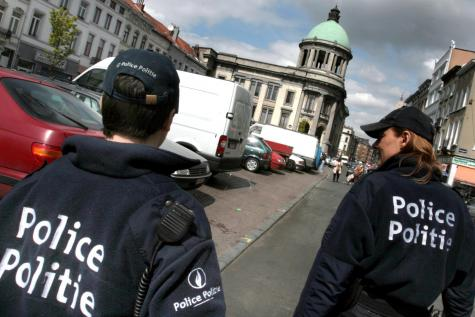Attentats: une manifestation de joie a bel et bien eu lieu à Bruxelles 21451410