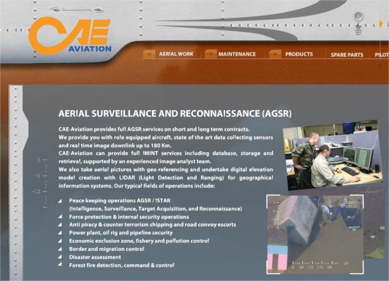 CAE aviation ( societe francophone) 29376510
