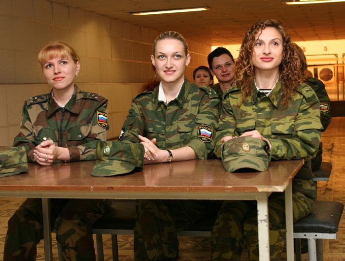 les miss du mois de mai  dans l'armée russe ( en photos) 311