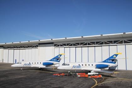 Aviation Defense Service(avdef) filial d'airbus  Fleet210