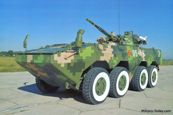 le blinde d'assauut antichar ZTL-9 (chinois) Zbl_0910