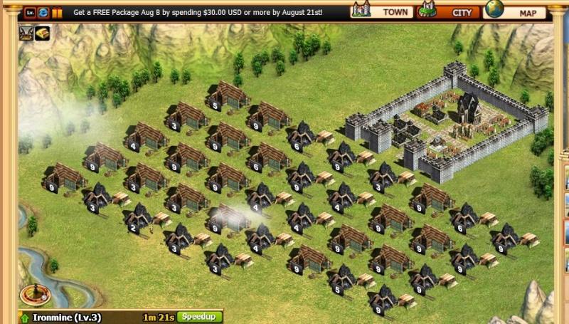Archer town Archer10