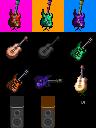 [Résolu] Charsets groupe de rock Guitar12