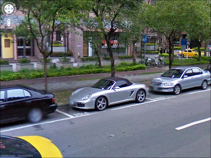 STREET VIEW : belles voitures (Monde) - Page 3 Sans_115