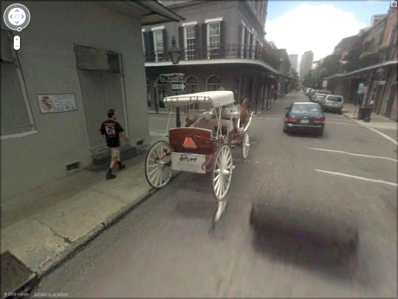 STREET VIEW : Les carrosses, les calèches dans le monde - Page 2 Sans_t18