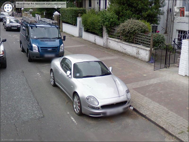 STREET VIEW : belles voitures (Monde) - Page 3 Sans_t61