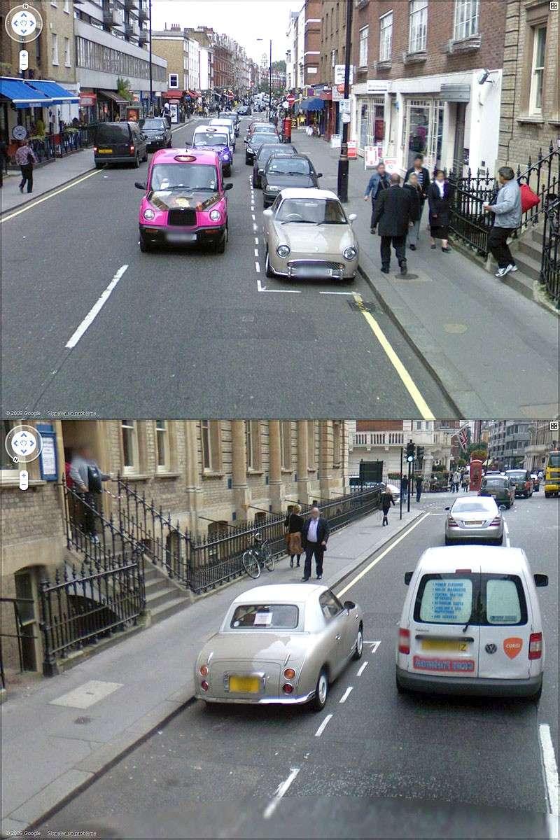 STREET VIEW : belles voitures (Monde) - Page 3 Sans_t65