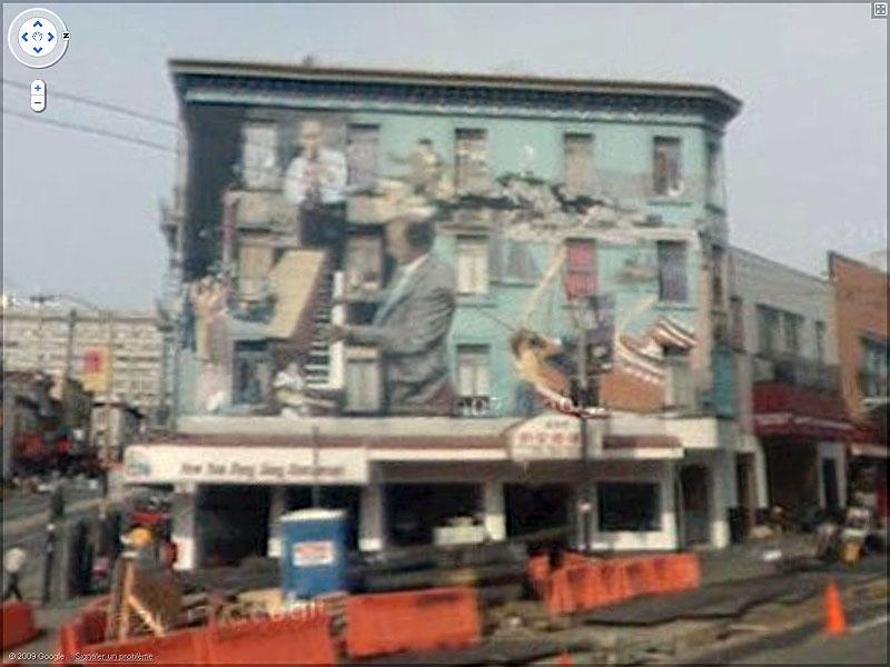 STREET VIEW : les fresques murales - MONDE (hors France) Sans_t80