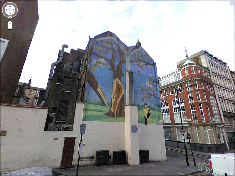 STREET VIEW : les fresques murales - MONDE (hors France) Sans_t85