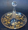 Please ID this European cut glass decorated center handle server Europe12