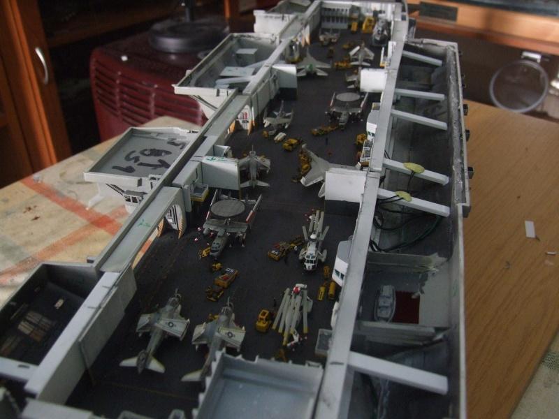 My new project..USS Nimitz CVN 68 1976  - Page 6 Dscf8425