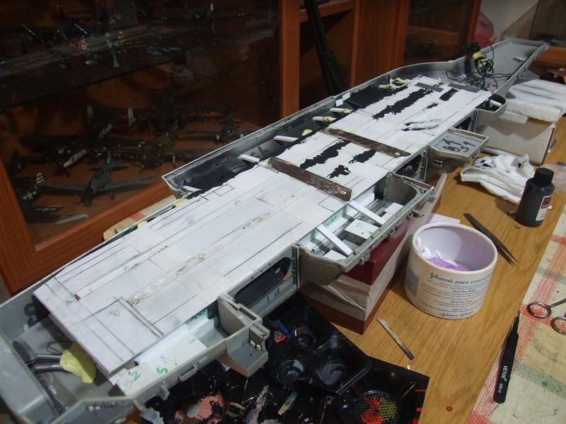 My new project..USS Nimitz CVN 68 1976  - Page 6 Dscf8519