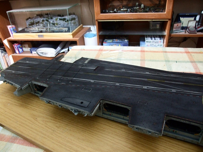 My new project..USS Nimitz CVN 68 1976  - Page 6 Dscf8522