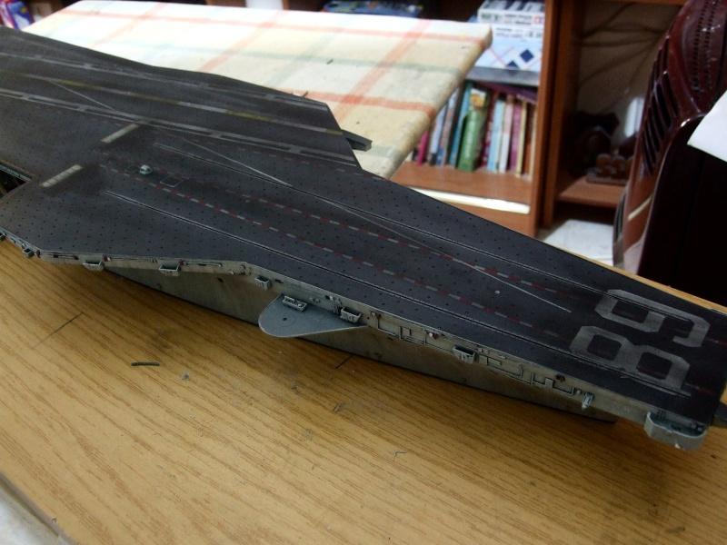 My new project..USS Nimitz CVN 68 1976  - Page 6 Dscf8523