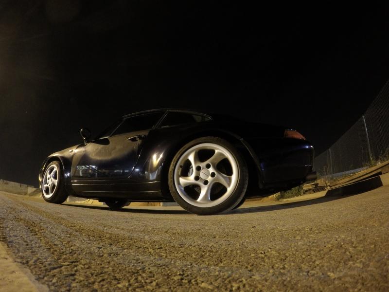 Tout petit shooting de nuit ...993 bleue Gopr3912
