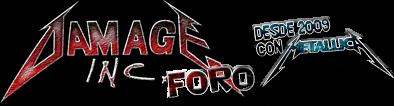 DAMAGEINC - Foro de Metallica en Español - DAMAGEINC