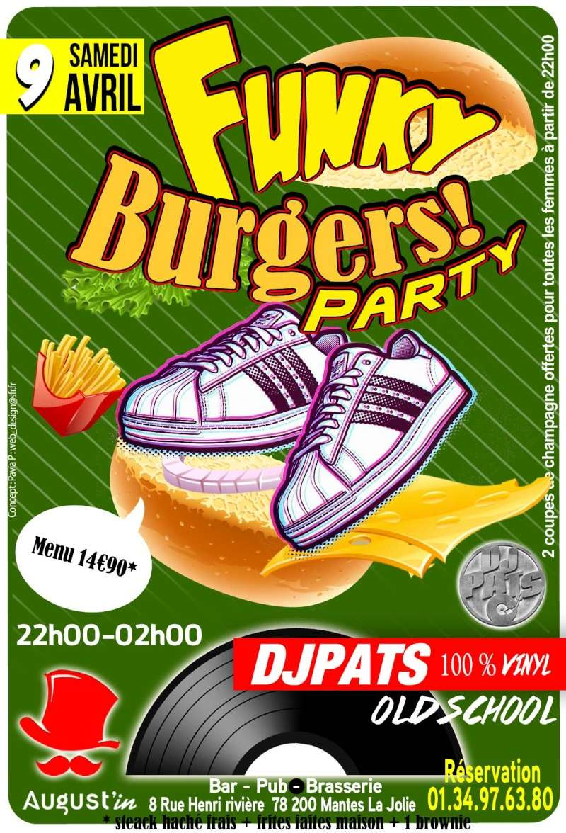 9 Avril  2015 Funky Burgers Party | Mantes la Jolie 78 Optimi10