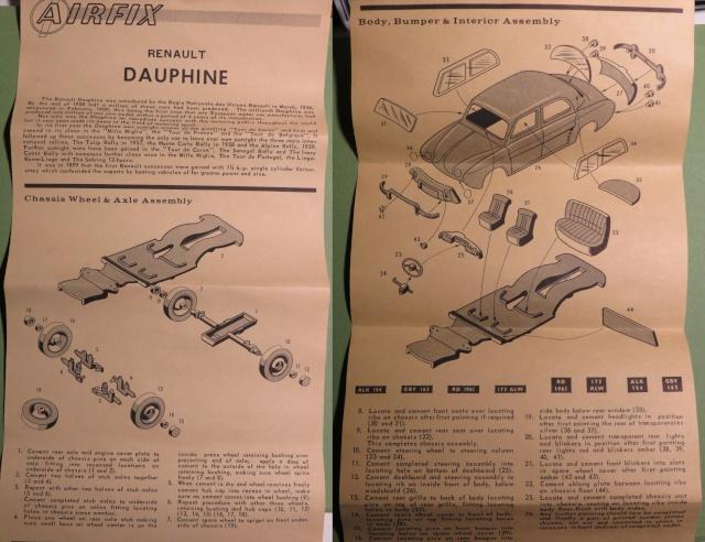 Renault Dauphine - Airfix 1/32 Img_2811