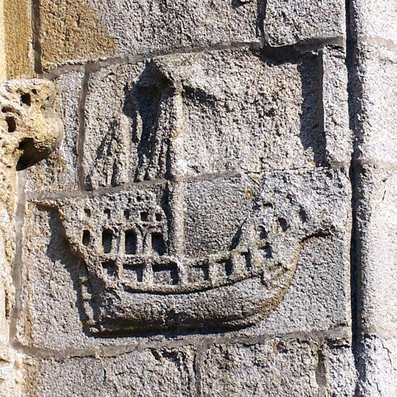 Iconographie pour des nefs médiévales. 29penm13