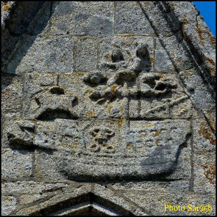 Iconographie pour des nefs médiévales. 29penm15