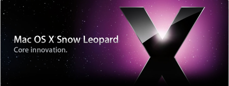 Mac OS X Snow Leopard Ships 28th August Says Apple Hero2010