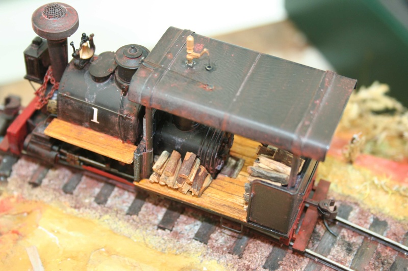 Narrow gauge On30  Loco1010